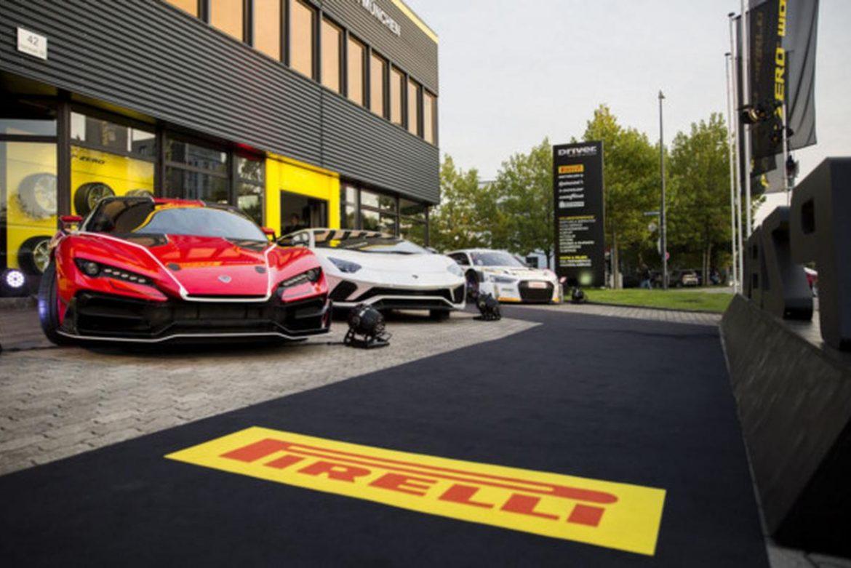 магазин Pirelli