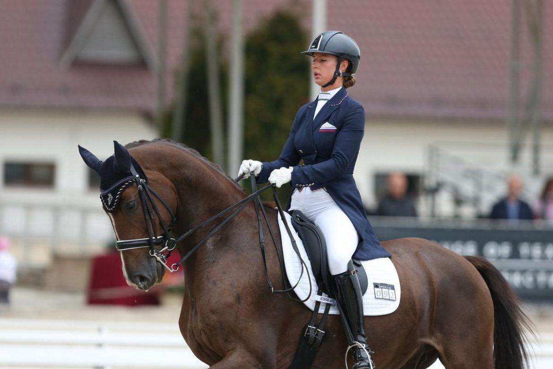 Международная федерация конного спорта