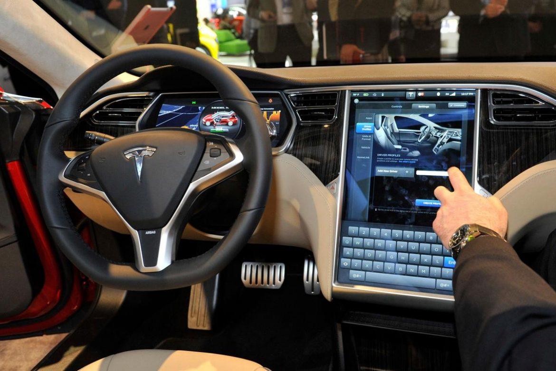 Технологичные автомобили