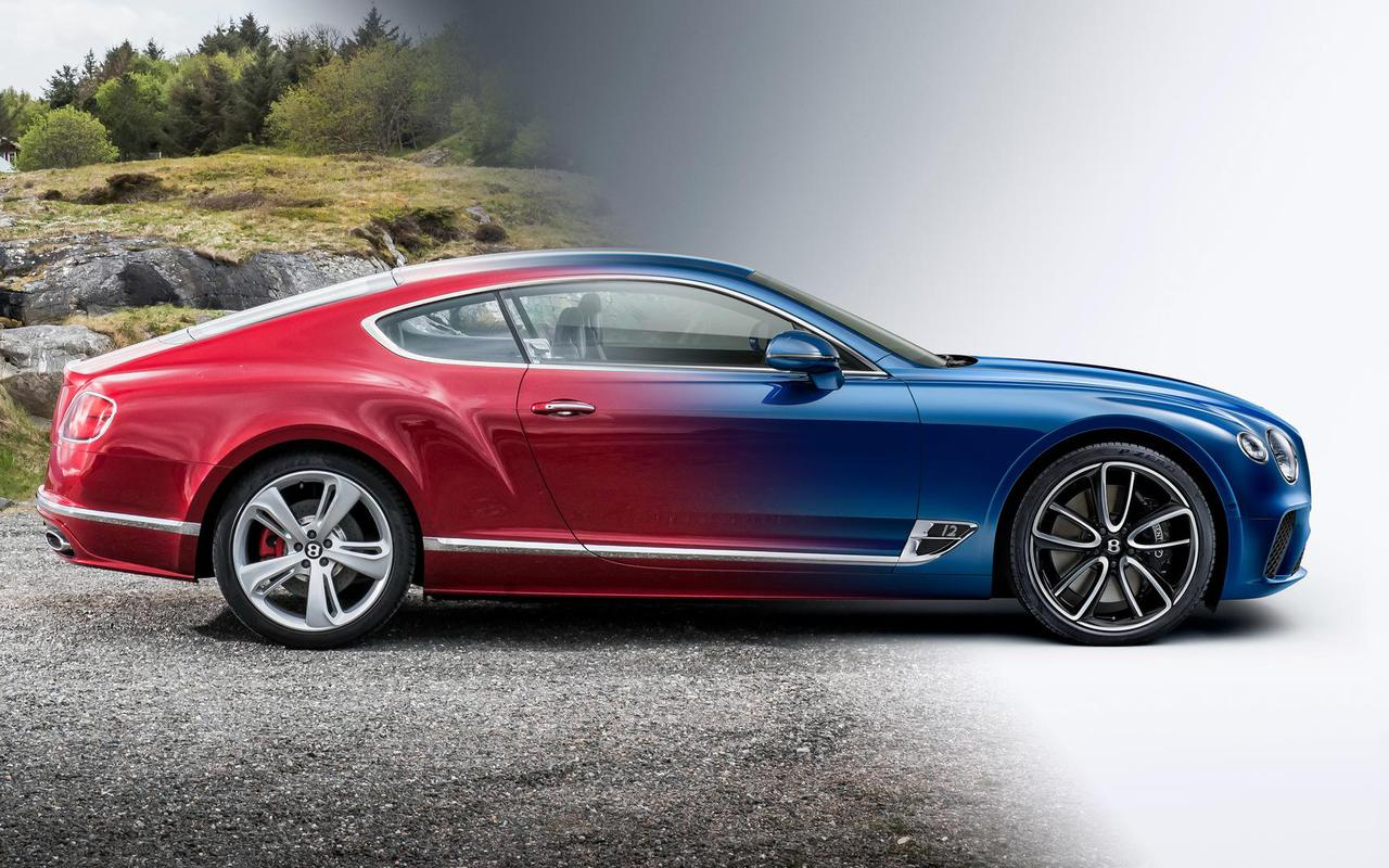 Bentley Car Is For People With A Sophisticated Taste