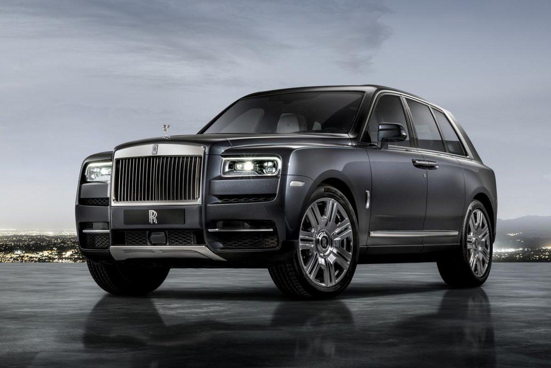 off-roader Rolls-Royce