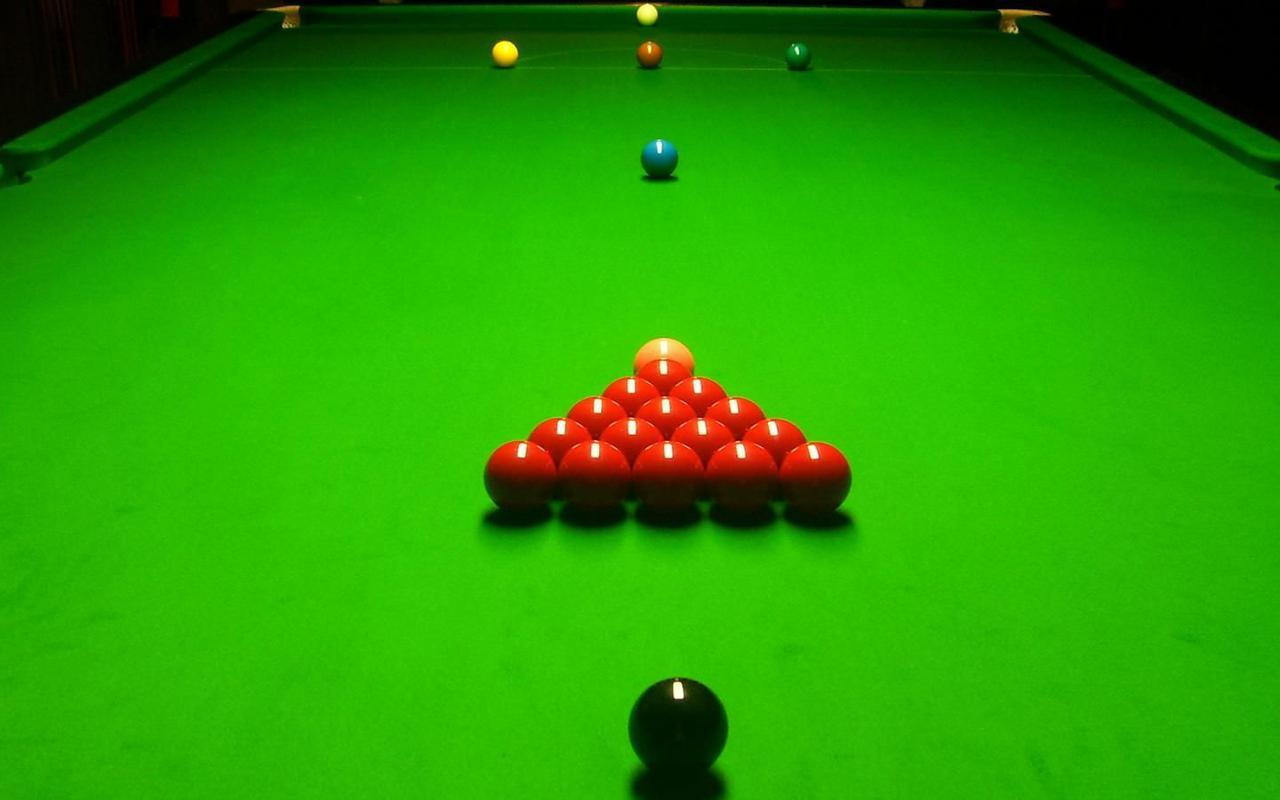 Germany needs its own snooker star very urgently.