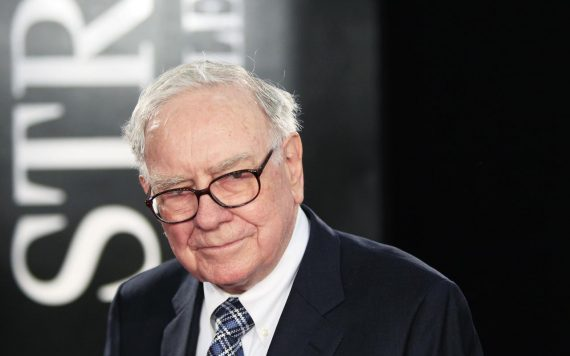 Warren Buffett's briefcase