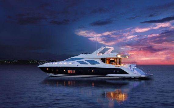 новейшие катера и яхты