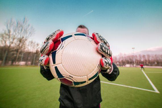 Успешные футболисты