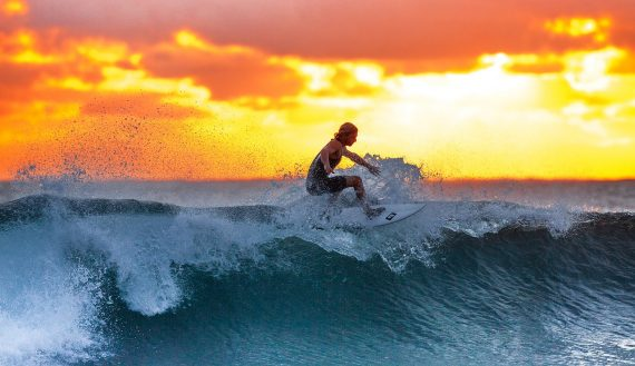 занятие серфингом