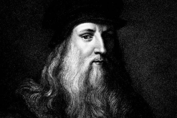 выставка Леонардо да Винчи