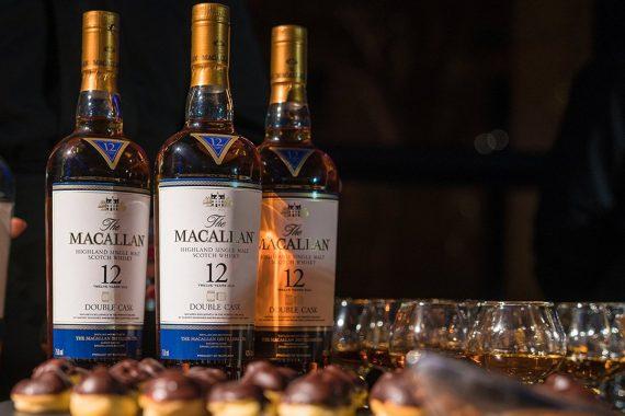 шотландский виски macallan
