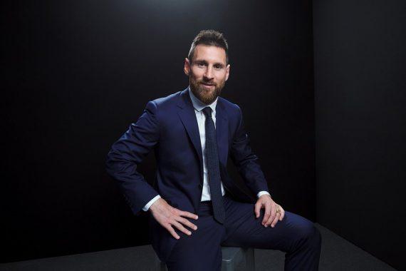 Лео Месси биография