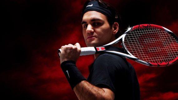 теннисист роджер федерер