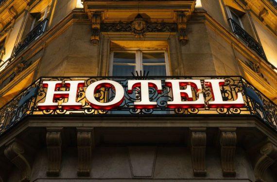 покупка отеля
