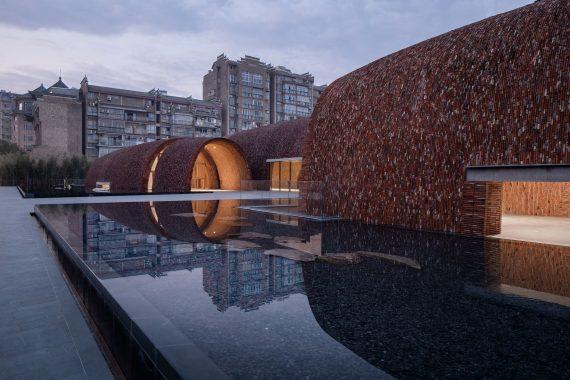 новый музейный комплекс